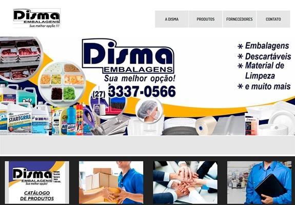 imagem site Disma Embalagens