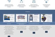 Intechno: Website criado pela ALDABRA