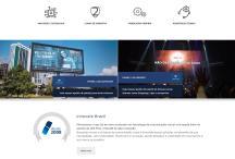 Innovate Brazil: Website criado pela ALDABRA