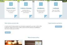Jardim da Paz: Website criado pela ALDABRA