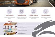 Italog: Website criado pela ALDABRA