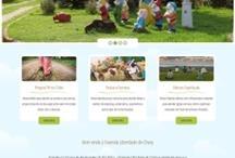 Fazenda Liberdade do Chury: Website criado pela ALDABRA