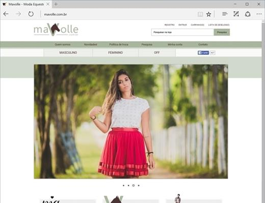 e-commerce - Mavolle