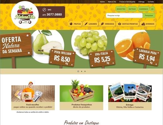 e-commerce - NaturaVix