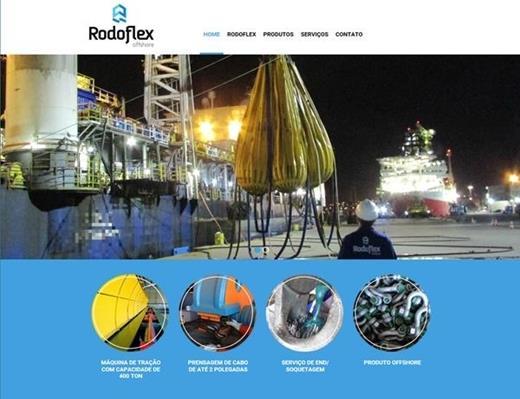 Criação de sites - Rodoflex