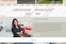 Erga Arquitetura: Website criado pela ALDABRA