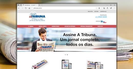 e-commerce - Jornal A Tribuna ES