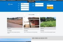 Carlos C. Imóveis: Website criado pela ALDABRA