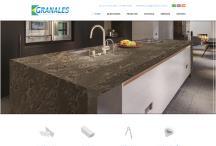 Granales: Website criado pela ALDABRA