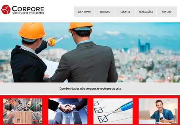 imagem site Corpore Construções