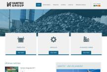 Vamtecsa: Website criado pela ALDABRA