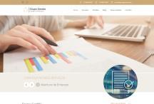 Grupo Gestão: Website criado pela ALDABRA