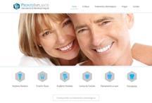 Pronto Implante: Website criado pela ALDABRA