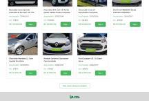 Evoque Motors: Website criado pela ALDABRA