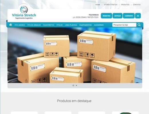 e-commerce - Vitória Stretch