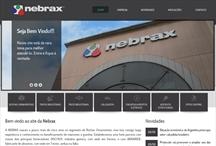 Nebrax: Website criado pela ALDABRA