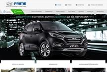 Prime Hyundai: Website criado pela ALDABRA