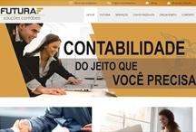 Futura: Website criado pela ALDABRA