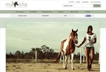 Mavolle: Website criado pela ALDABRA