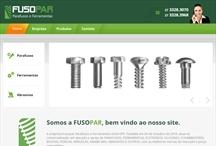 Fusopar: Website criado pela ALDABRA