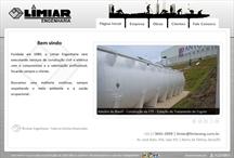 Limiar Engenharia: Website criado pela ALDABRA