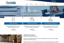 Armazem de Dados: Website criado pela ALDABRA