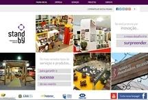 Stand By Marketing e Eventos: Website criado pela ALDABRA