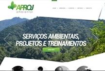 APROJ: Website criado pela ALDABRA