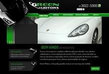 Green Motors: Website criado pela ALDABRA