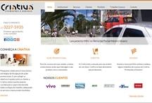 Criativa: Website criado pela ALDABRA