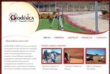 Geodésica: Website criado pela ALDABRA