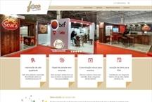 Foco Impressão: Website criado pela ALDABRA