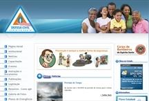 Defesa Civil - ES: Website criado pela ALDABRA