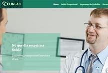 Clinlab: Website criado pela ALDABRA