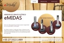 eMidas: Website criado pela ALDABRA