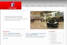 Grupo Pianna: Website criado pela ALDABRA