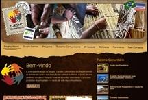 Turismo Comunitário ES: Website criado pela ALDABRA