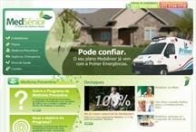 MedSenior: Website criado pela ALDABRA