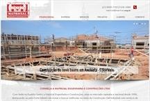 Matricial Engenharia: Website criado pela ALDABRA