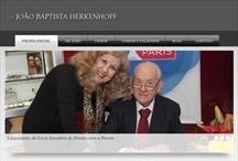 Dr. João Baptista Herkenhoff: Website criado pela ALDABRA