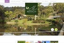 Quinta dos Manacás: Website criado pela ALDABRA