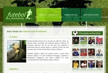 Futebol sem Fronteiras: Website criado pela ALDABRA