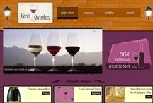 Casa Quintas: Website criado pela ALDABRA