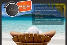 Espaço Reclinável - Bonvoyage: Website criado pela ALDABRA