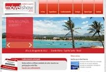 Movel Show: Website criado pela ALDABRA