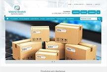 Vitoria Stretch: Website criado pela ALDABRA