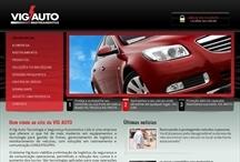 Vig Auto: Website criado pela ALDABRA