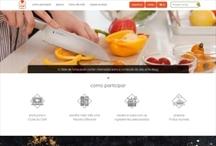 Caixa do Chef: Website criado pela ALDABRA