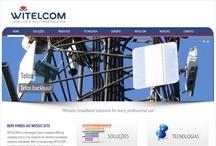 Witelcom: Website criado pela ALDABRA