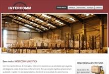 Intercomm: Website criado pela ALDABRA